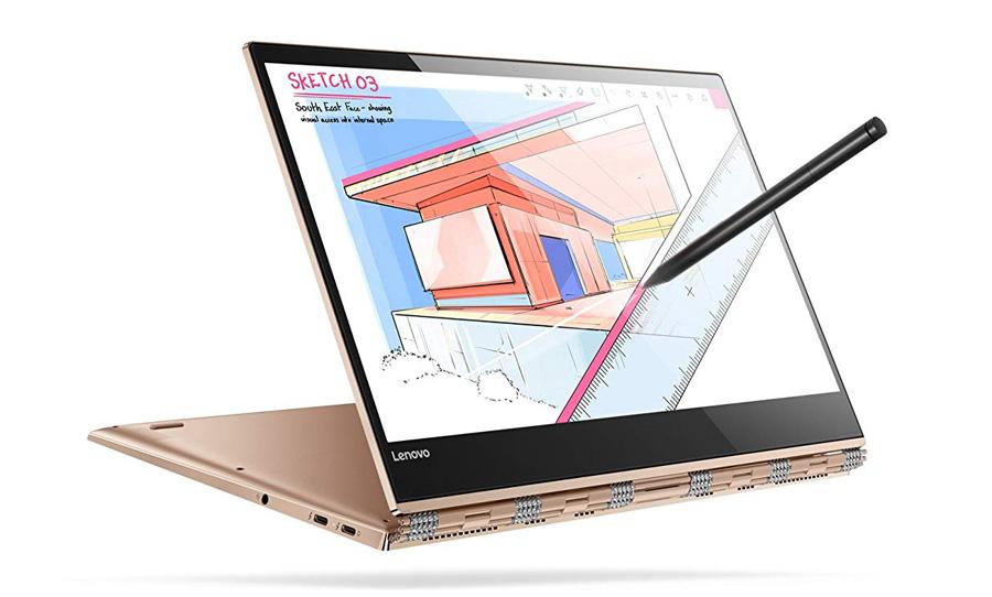 mejores ofertas portátiles Lenovo en Amazon Yoga 920