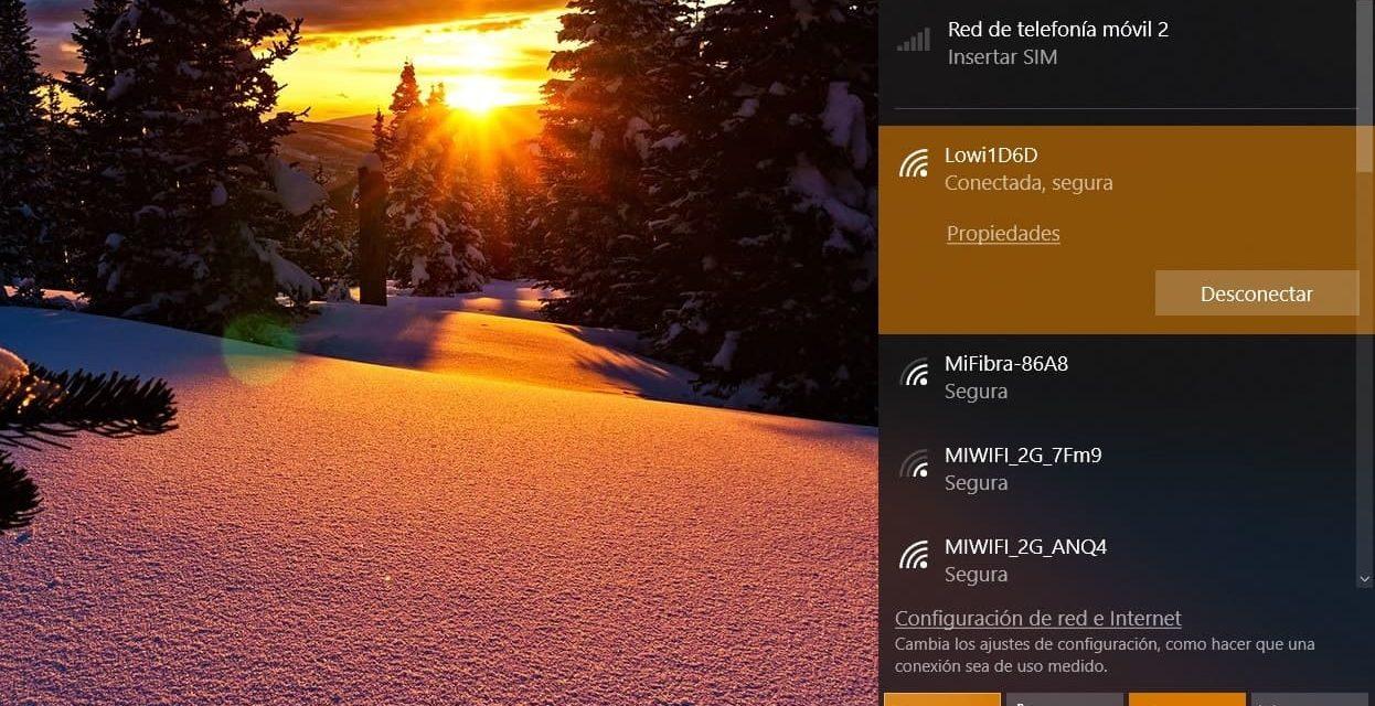 Cómo aumentar la velocidad del WiFi en Windows 10 con estos trucos