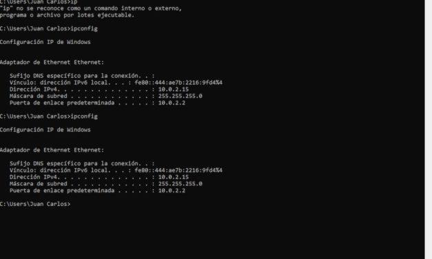 Cómo cambiar la dirección IP del ordenador en Windows 10 fácilmente