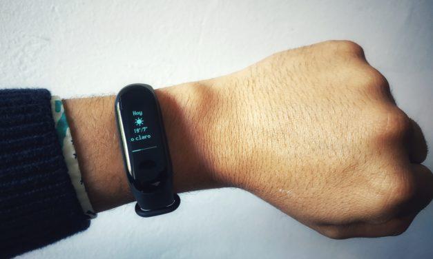 Cómo actualizar el tiempo con la Xiaomi Mi Band 3