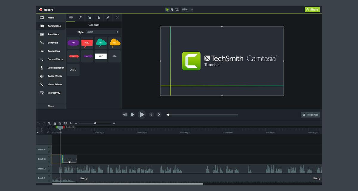5 alternativas a Camtasia gratis para grabar la pantalla en Windows 10