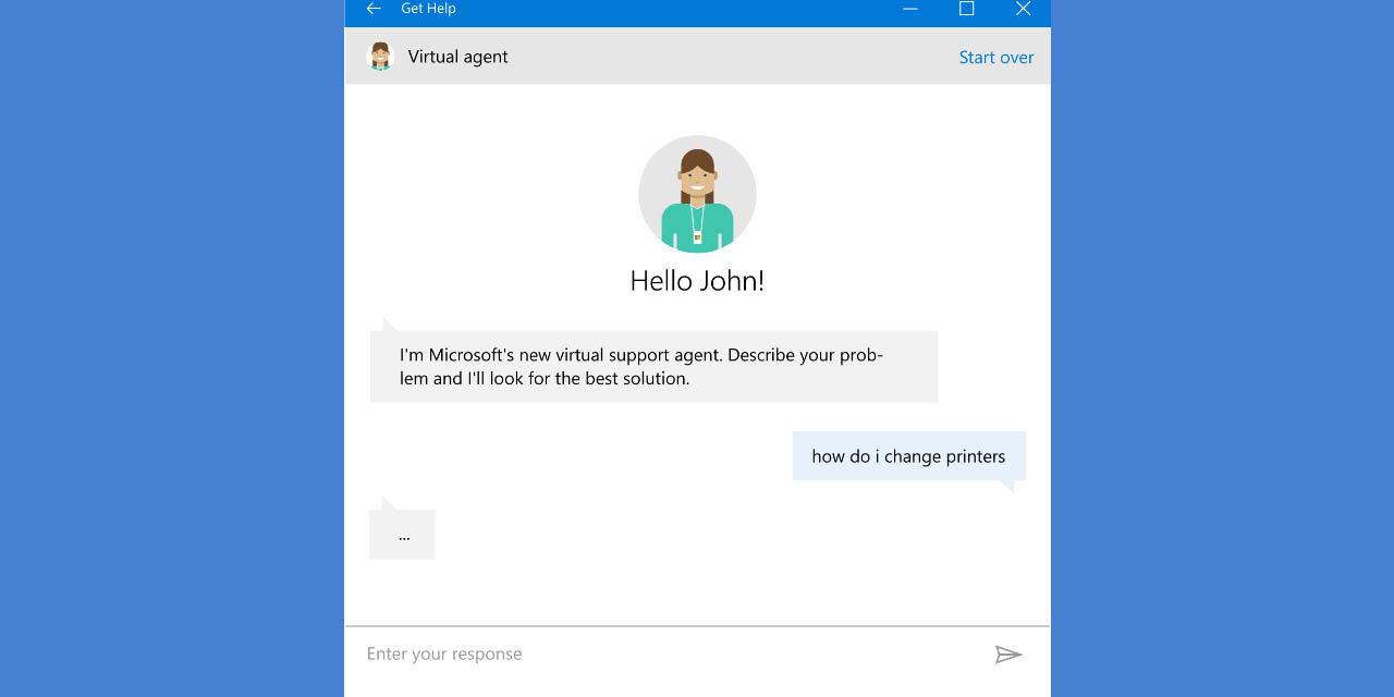Cómo contactar con Microsoft para obtener ayuda en Windows 10