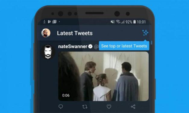 Cómo puedo activar el ahorro de datos en Twitter