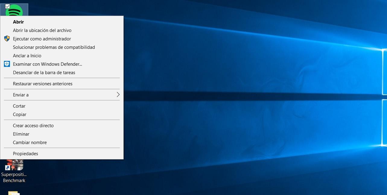 desinstalar programa que no se deja windows 10