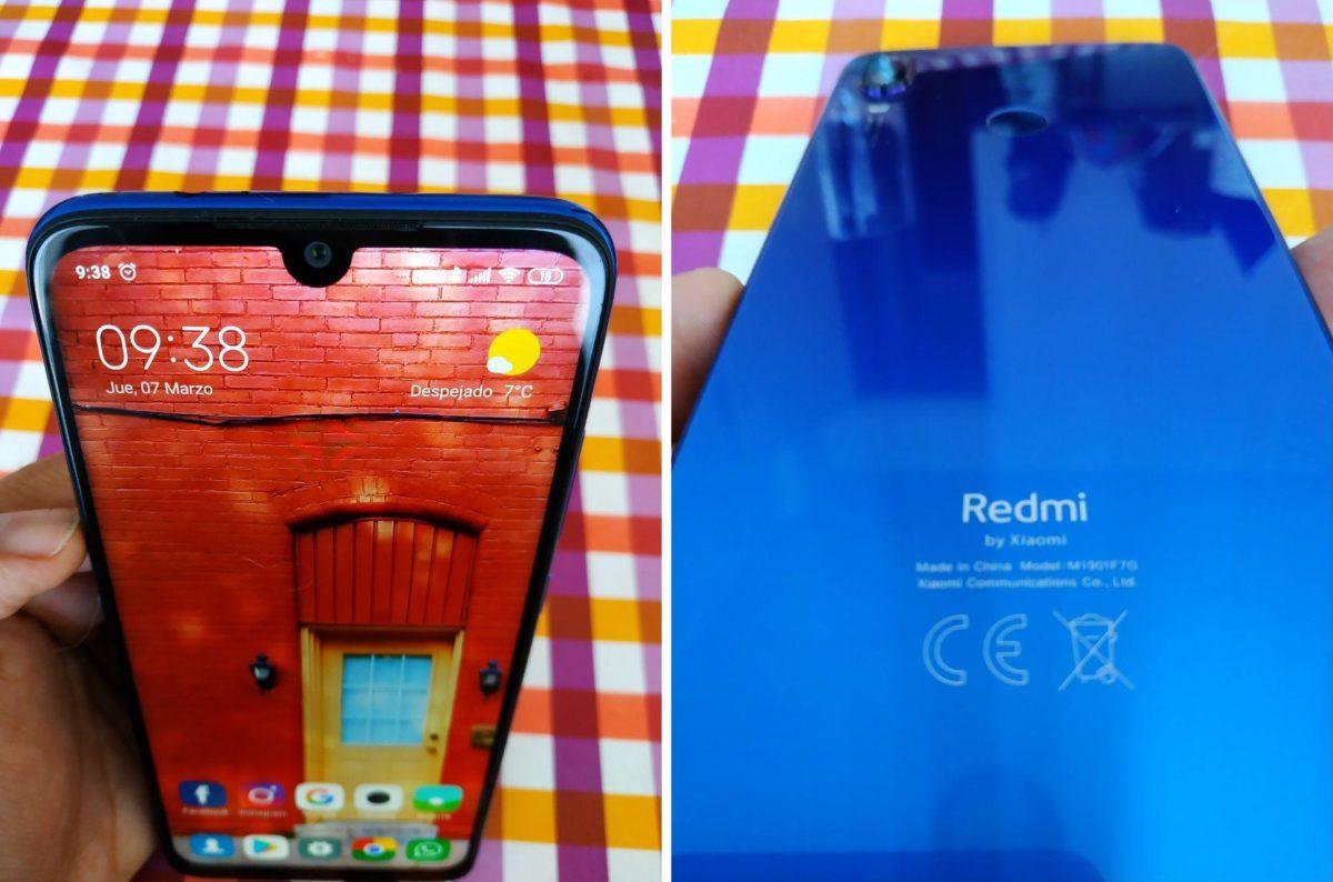 Cómo activar el desbloqueo facial en un Xiaomi Redmi Note 7