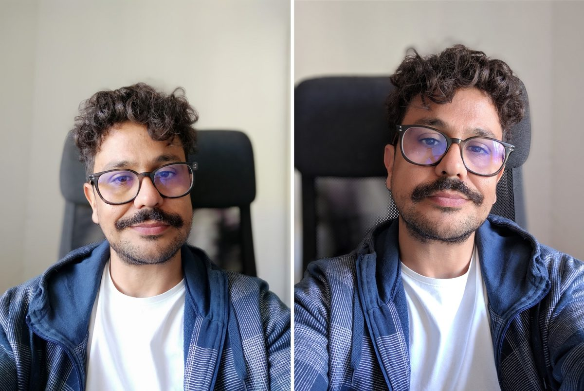 selfie stock gcam