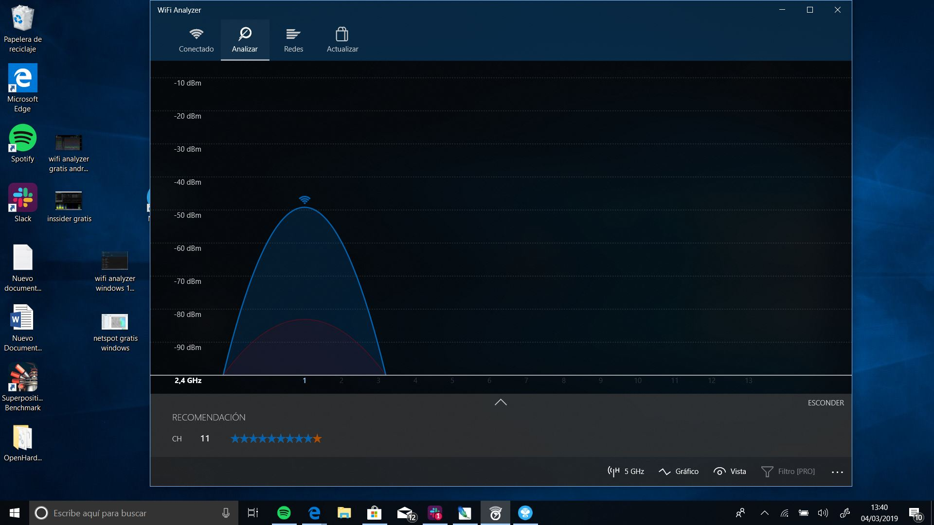 wifi analyzer windows 10 gratis 2