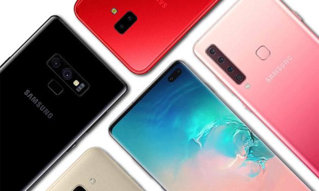 10 trucos sencillos para la interfaz de los móviles Samsung