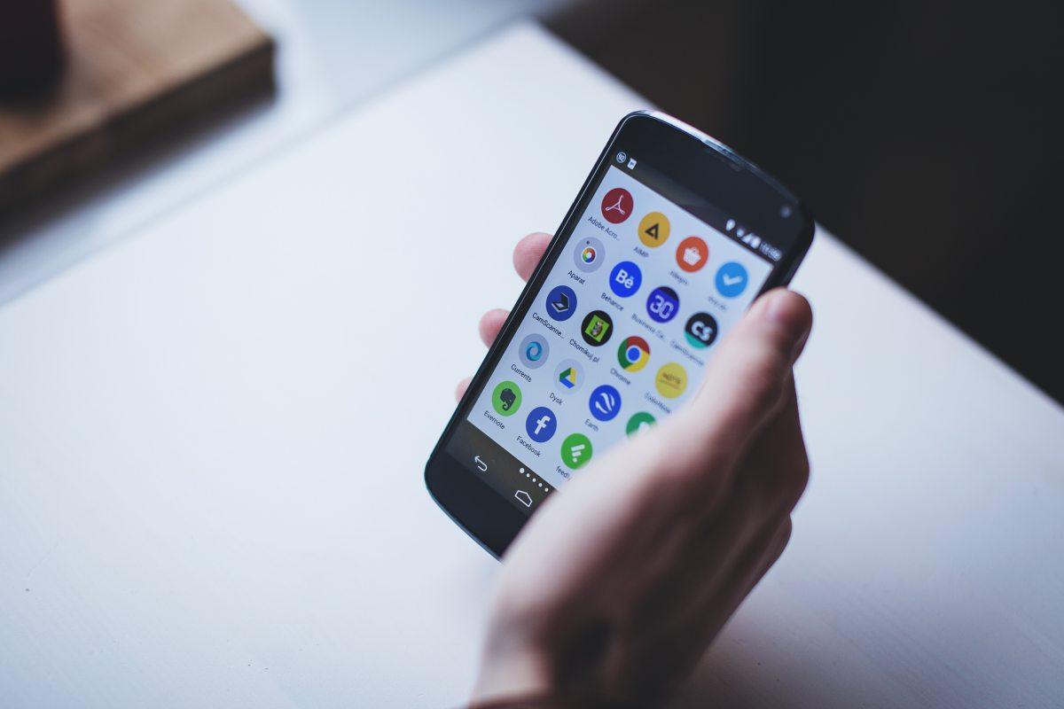 Actualizar apps en Android