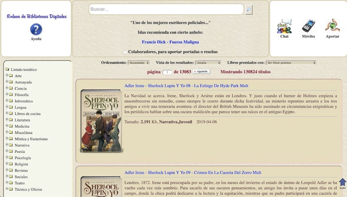 5 páginas webs para leer libros online gratis 1