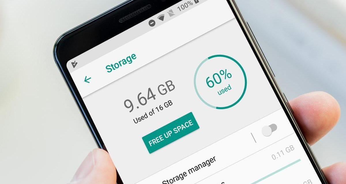 Trucos para ahorrar espacio en tu móvil Android