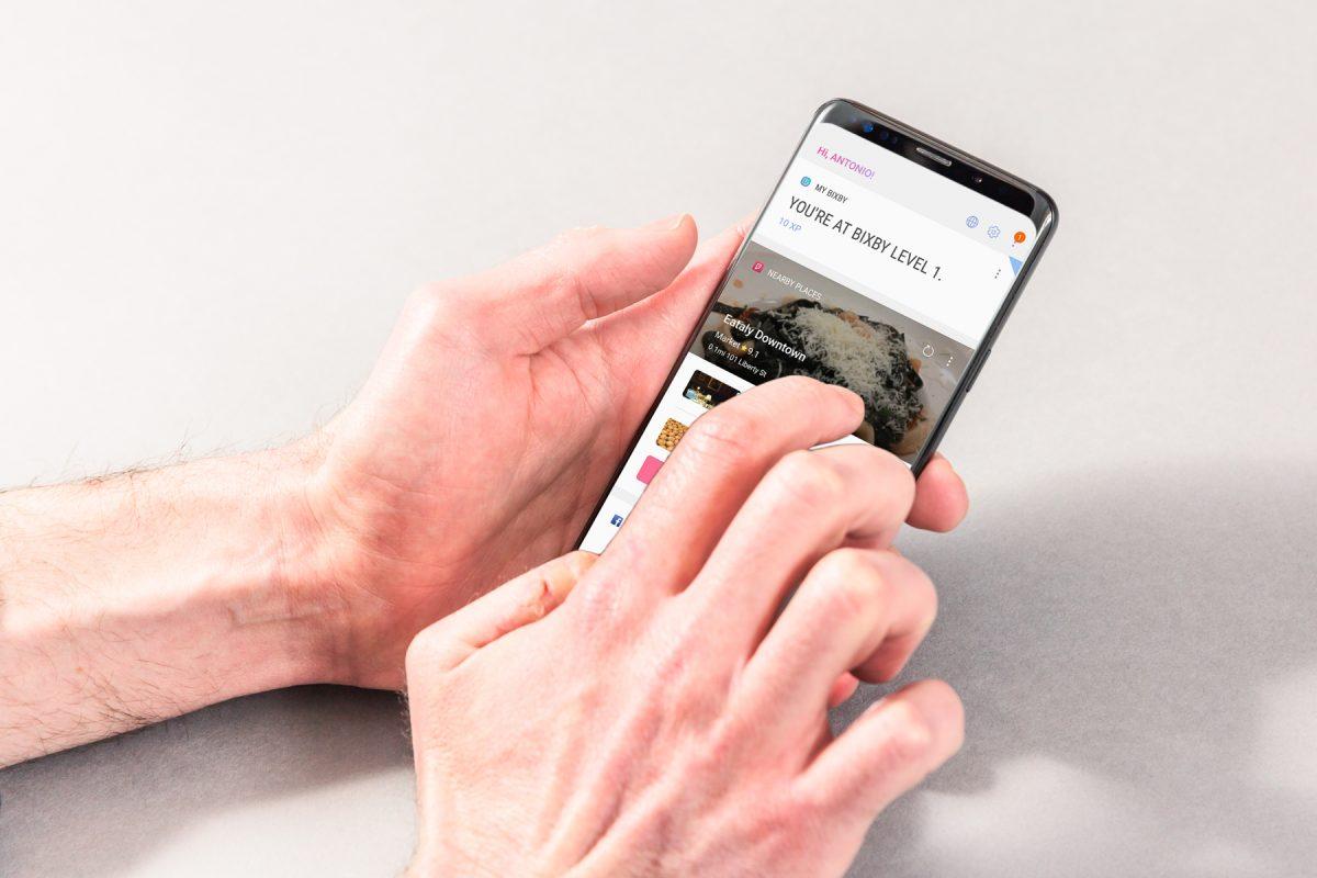 Navegación con gestos en Android 9 pie