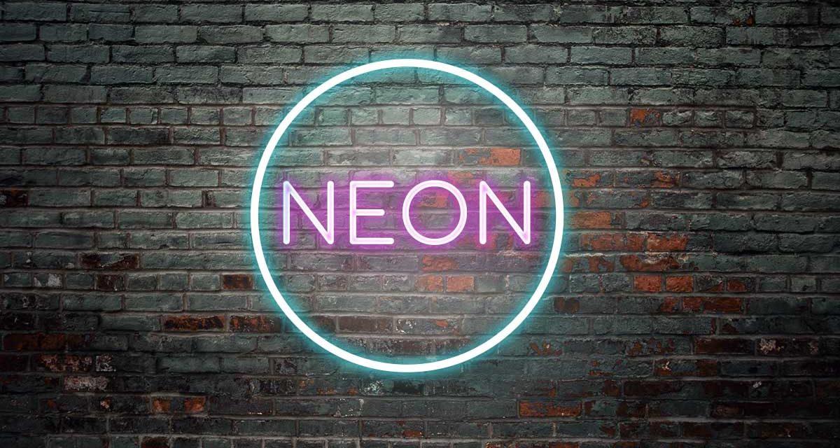 Cómo hacer efecto luces de neón en Photoshop