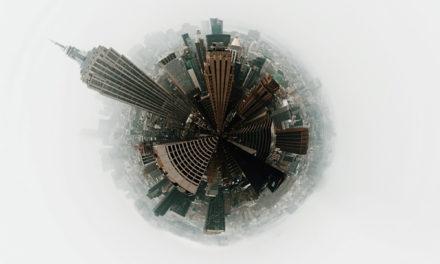 Cómo hacer el efecto planeta en Photoshop