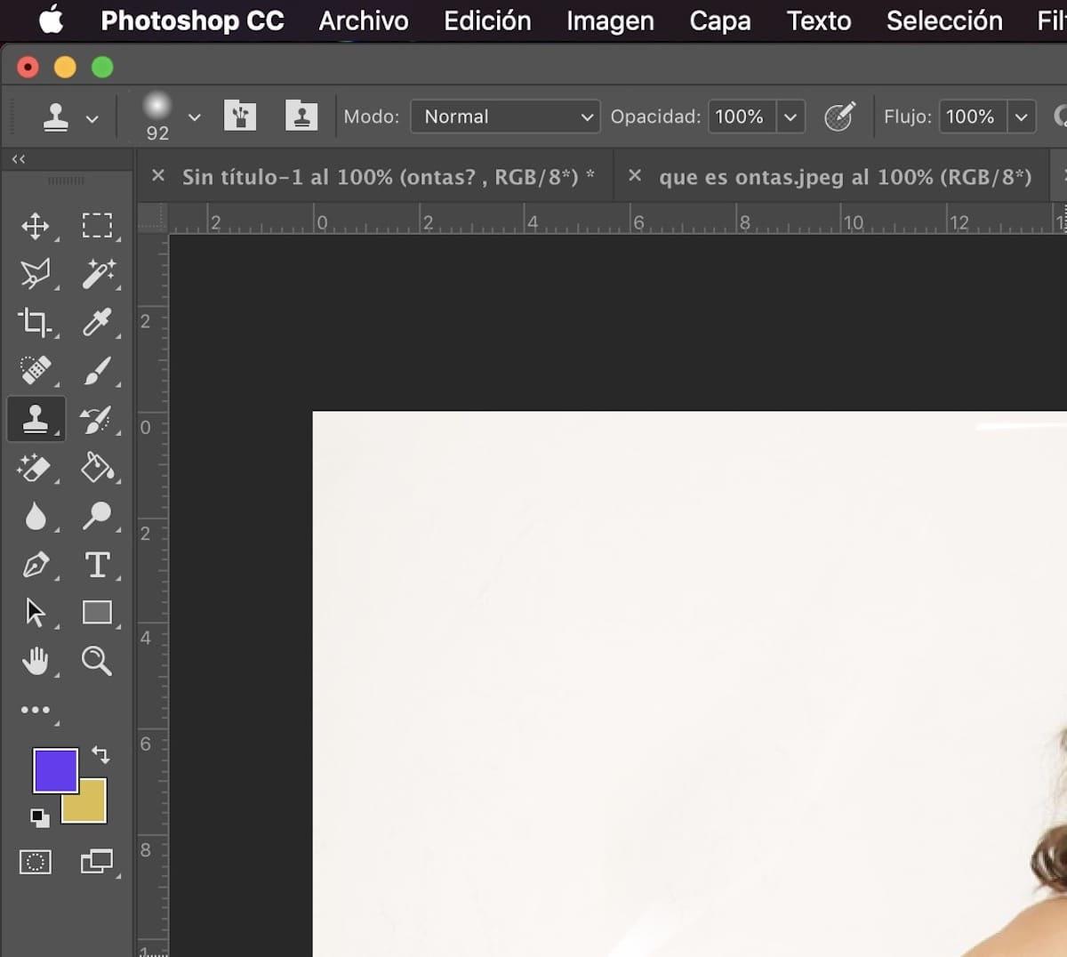 usar photoshop para adelgazar cuerpo 5