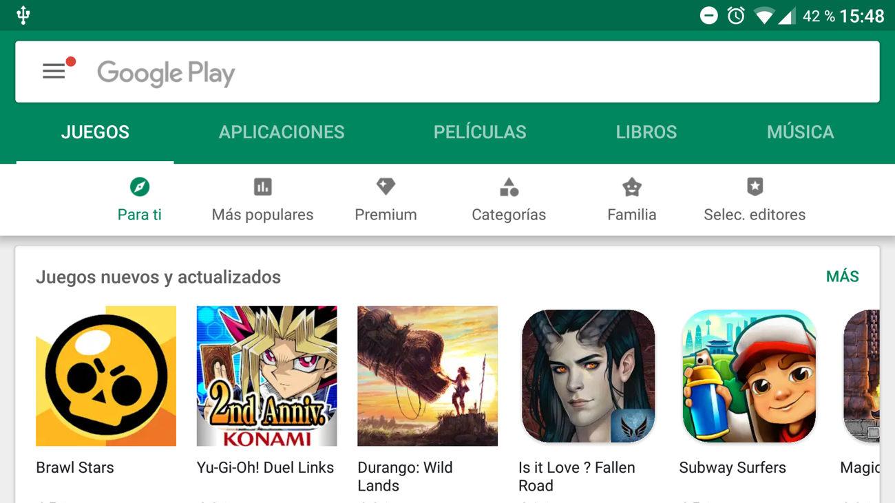 Cómo devolver una aplicación comprada en Google Play 1