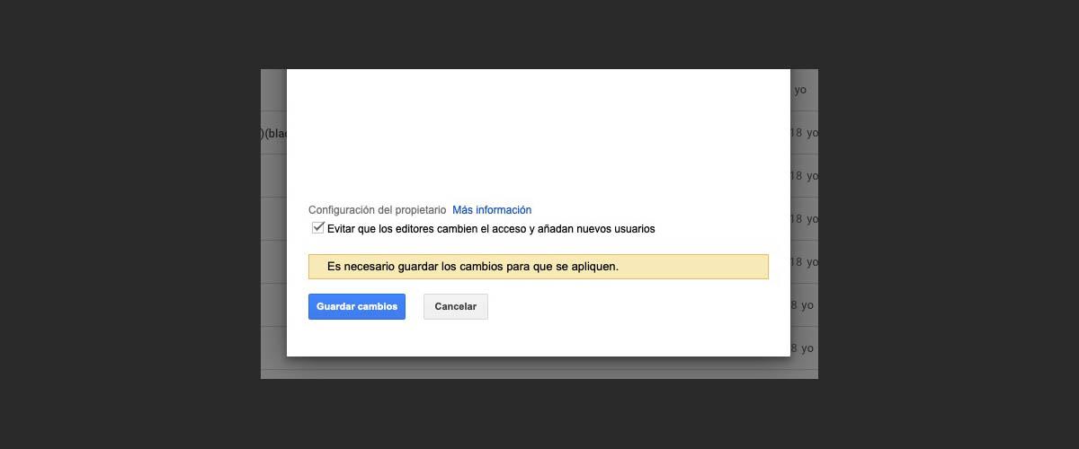 Cómo compartir archivos y carpetas con otras personas en Google Drive 1