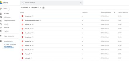 Cómo compartir archivos y carpetas con otras personas en Google Drive