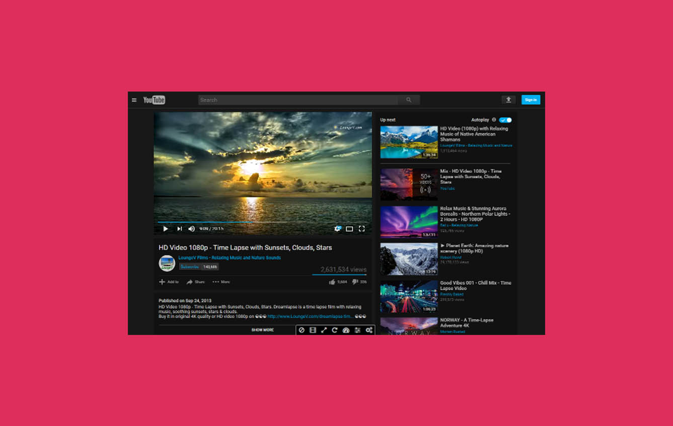 enhacer youtube mejores complementos