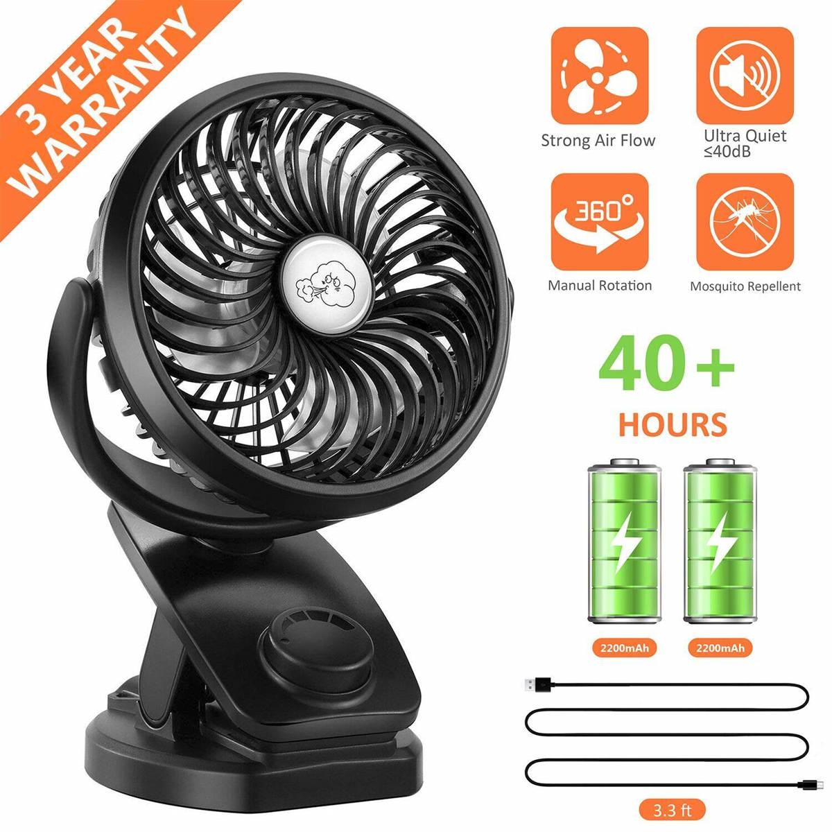 Fitfirst ventilador