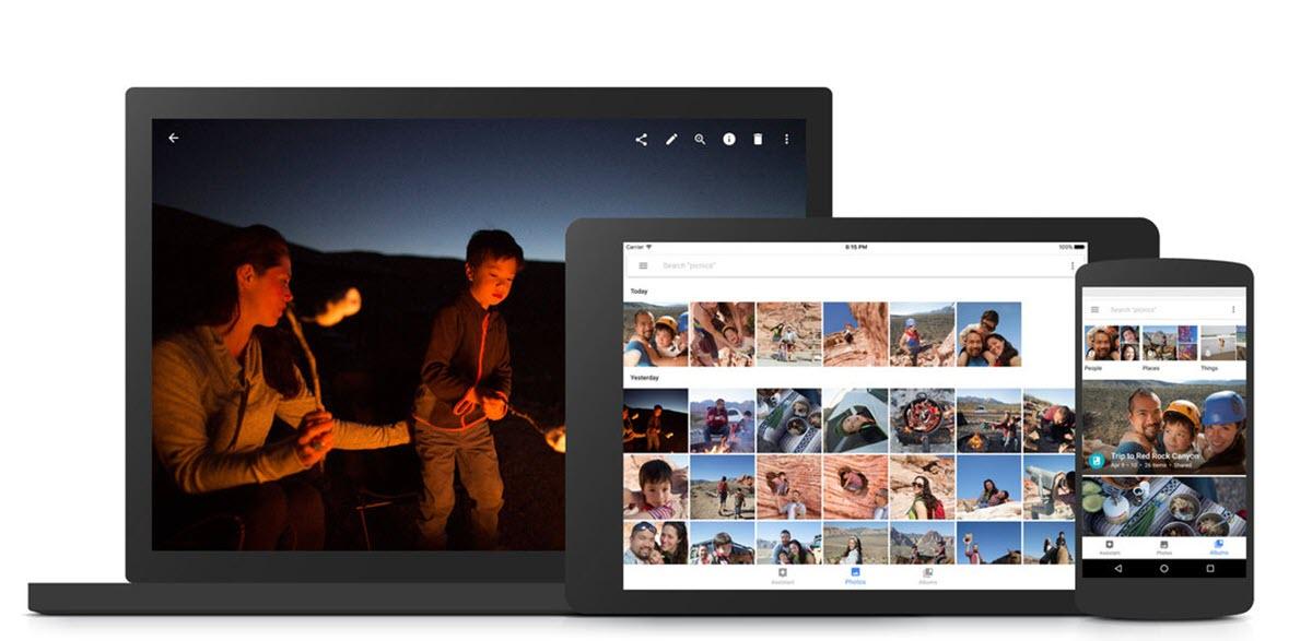 Cómo organizar tus fotografías con Google Fotos