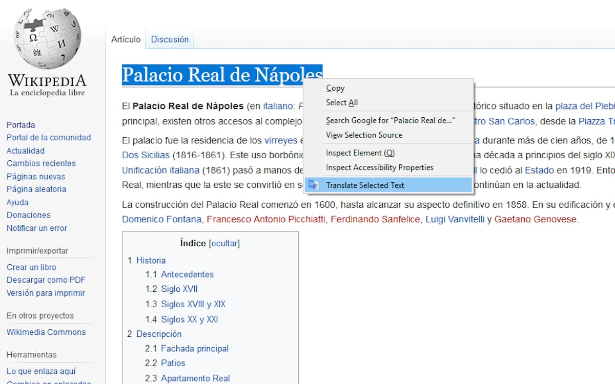 google traductor mejores complementos firefox