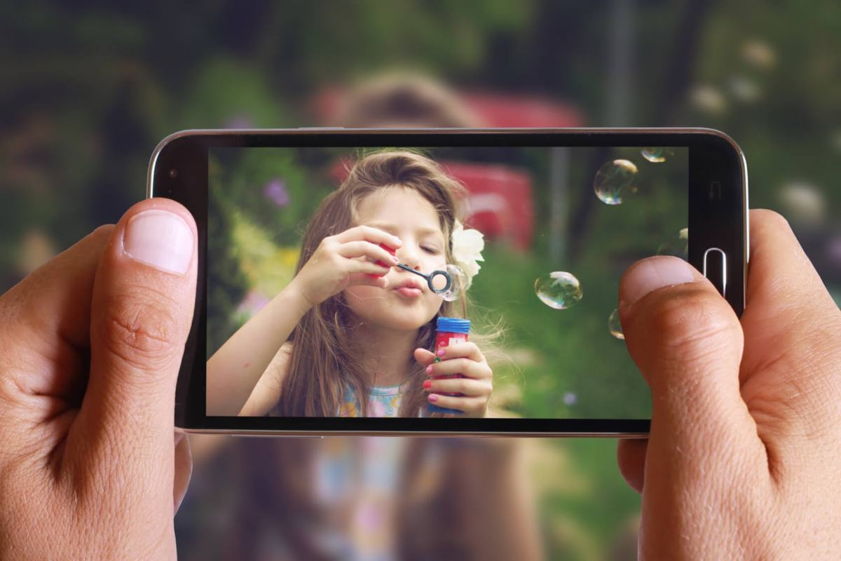 Grabar buenos vídeos con móvil