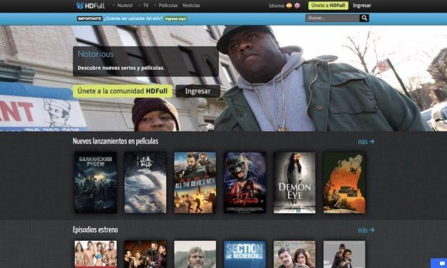 HDFull no funciona: 11 alternativas para ver series y películas en 2019