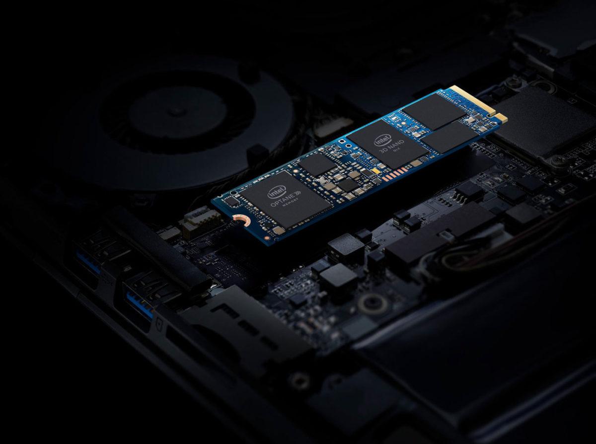Intel Optane qué es