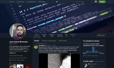 Cómo recuperar una cuenta suspendida o bloqueada de Twitter