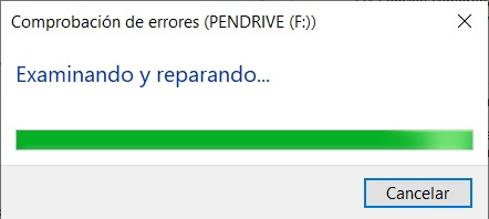 Reparar pendrive Windows 10 4