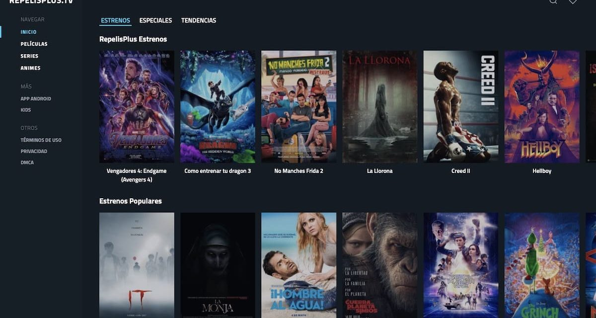 RepelisPlus no funciona: 10 alternativas para ver series online en 2019