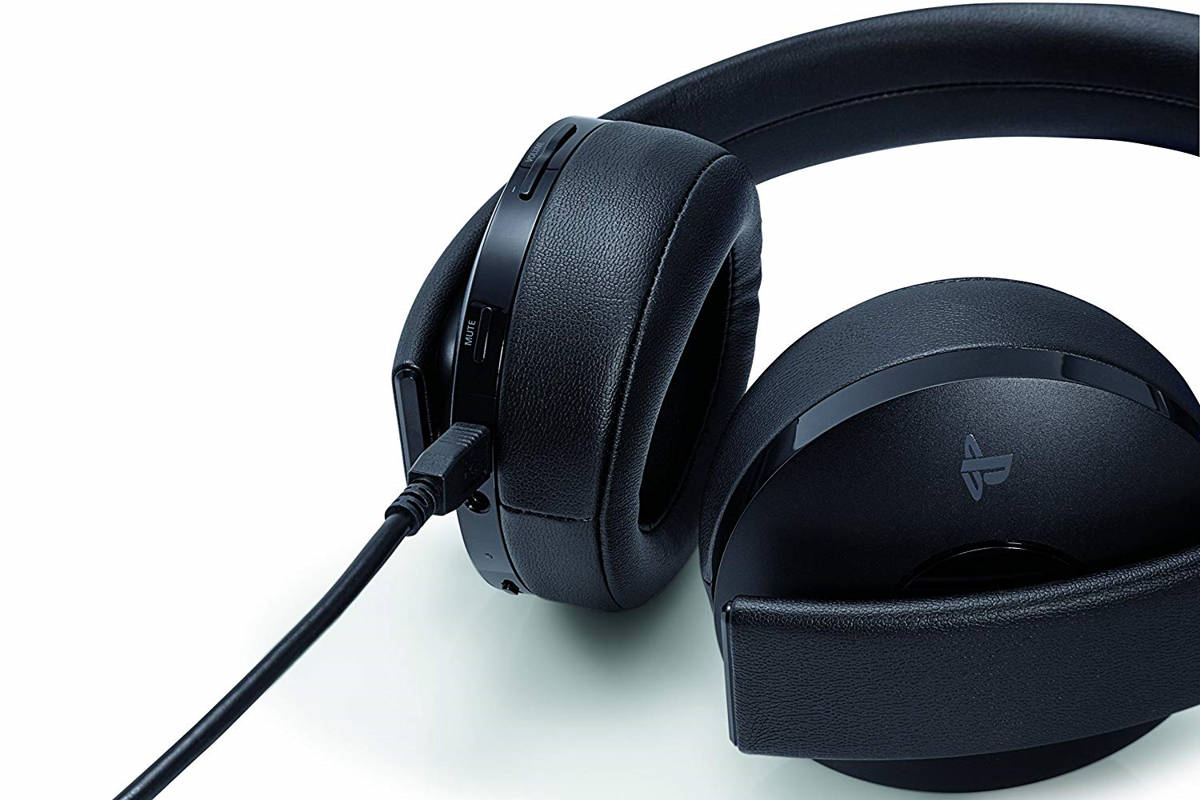 Sony Gold Wireless 2
