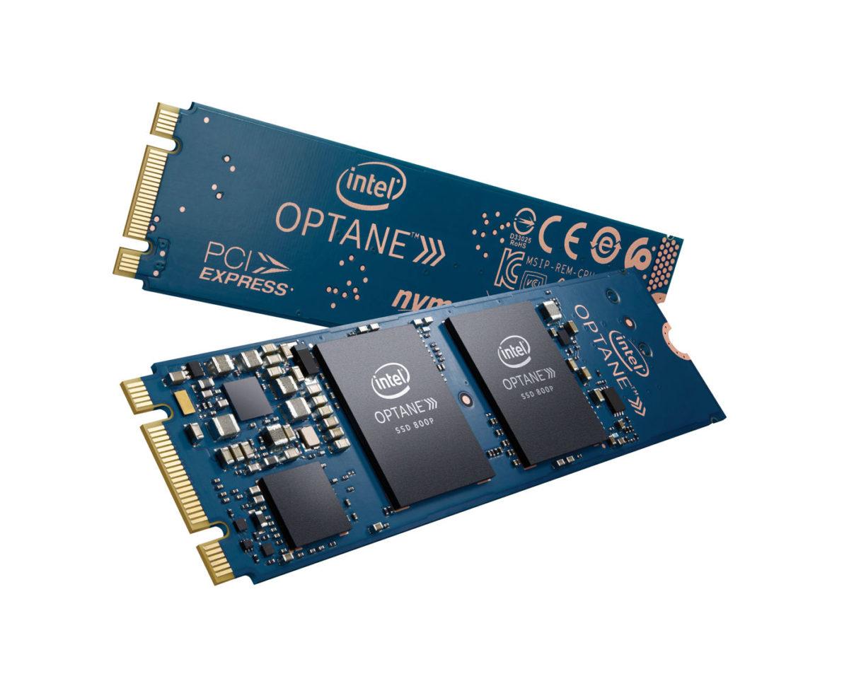 Ventajas de Intel Optane