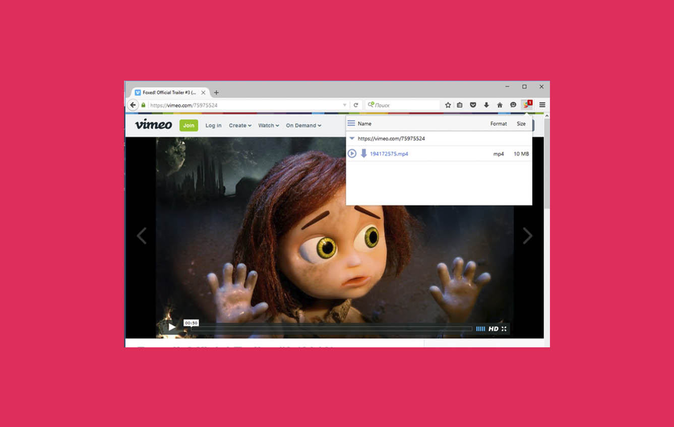 video downloader mejores extensiones mozilla firefox