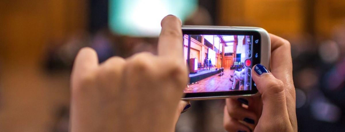 Vídeos con máxima resolución en el móvil