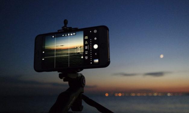 Cómo hacer un time lapse con tu móvil Android