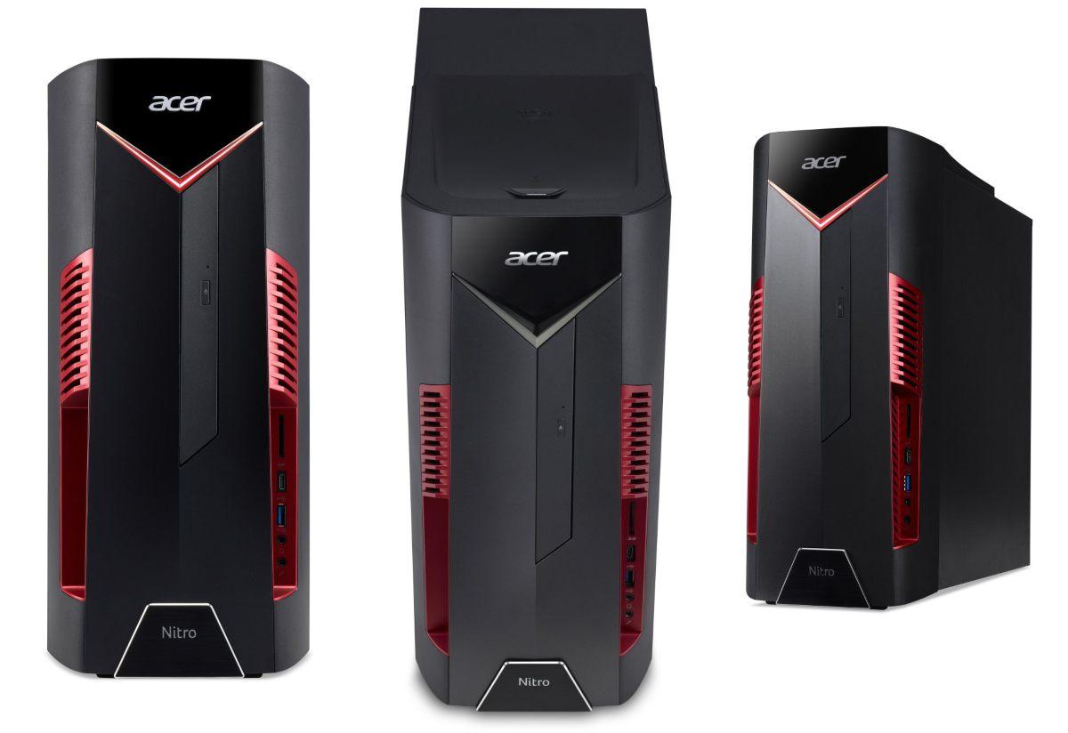 Acer AN50-600 en MediaMarkt