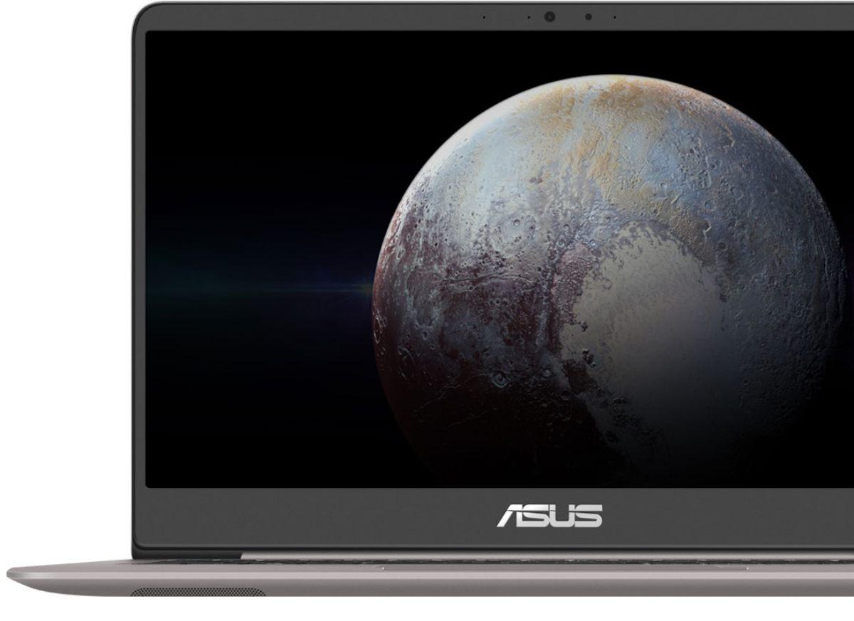 Asus zenbook portatil