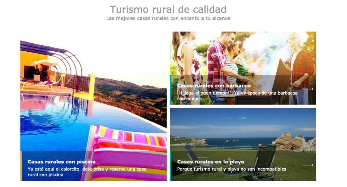 Casas rurales en clubrural