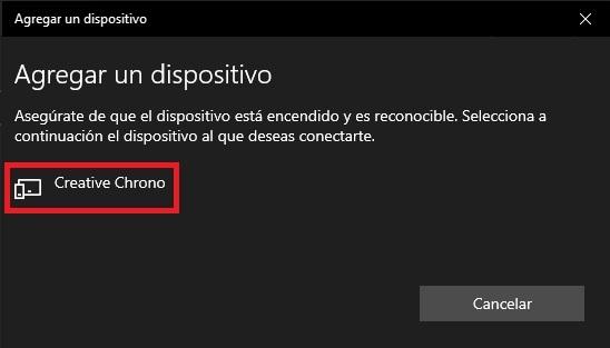 Como activar el Bluetooth en Windows 10 07