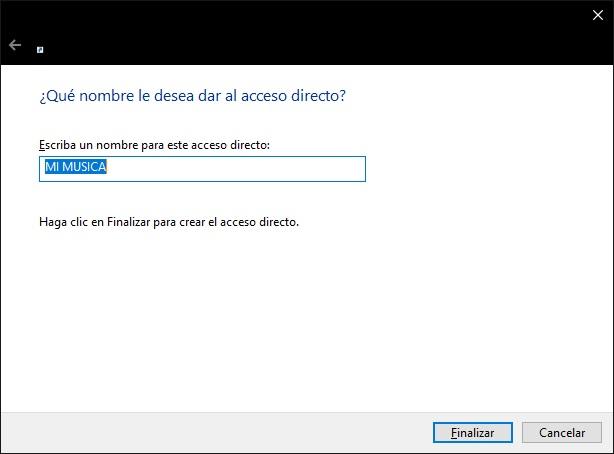 Cómo añadir un acceso directo al menú de inicio de Windows 4