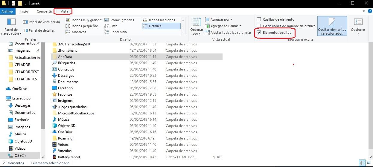 Cómo añadir un acceso directo al menú de inicio de Windows 5