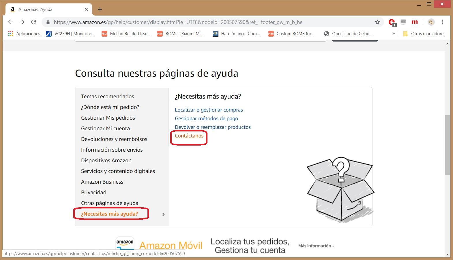 Como cancelar tu cuenta de Amazon 03
