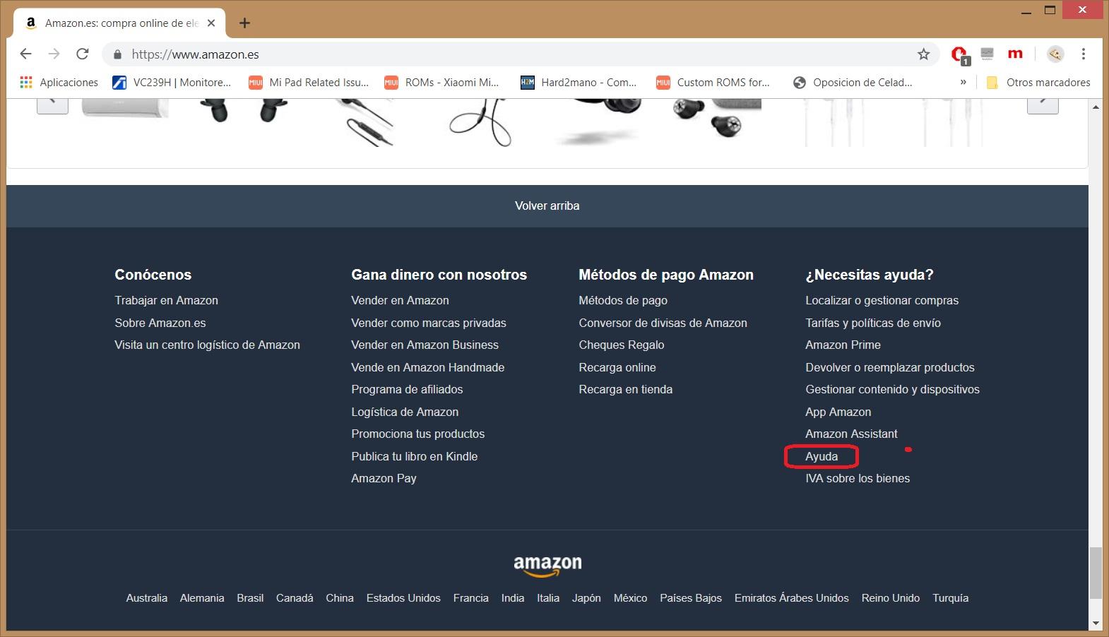 Como cancelar tu cuenta de Amazon 2