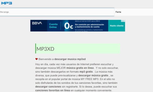 Cómo descargar música en mp3 gratis y legal con My free mp3