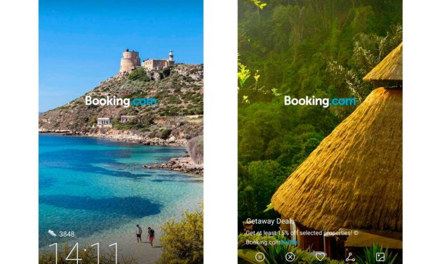 Cómo evitar los anuncios de Booking.com en tu móvil Huawei
