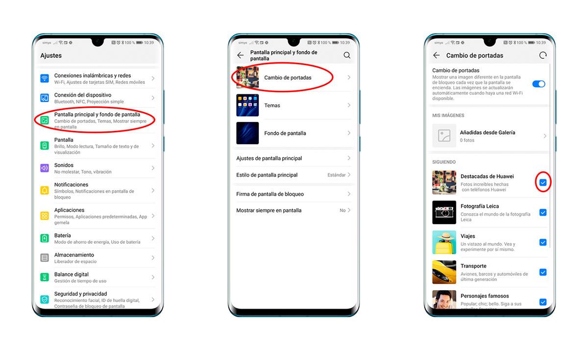cómo evitar los anuncios de Booking.com en tu móvil Huawei método