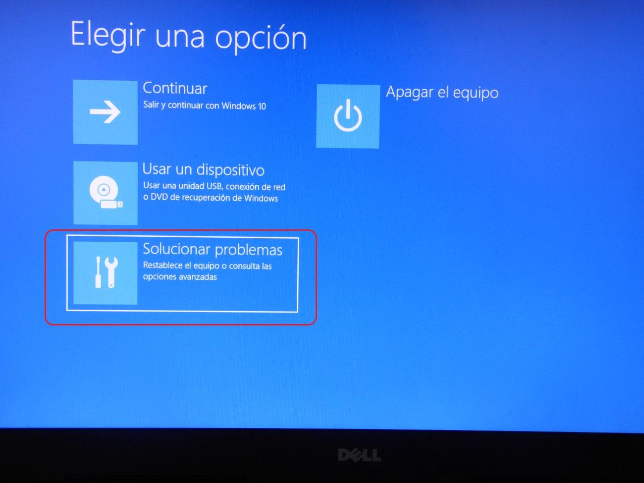 Como iniciar Windows 10 en modo seguro y para que sirve 1