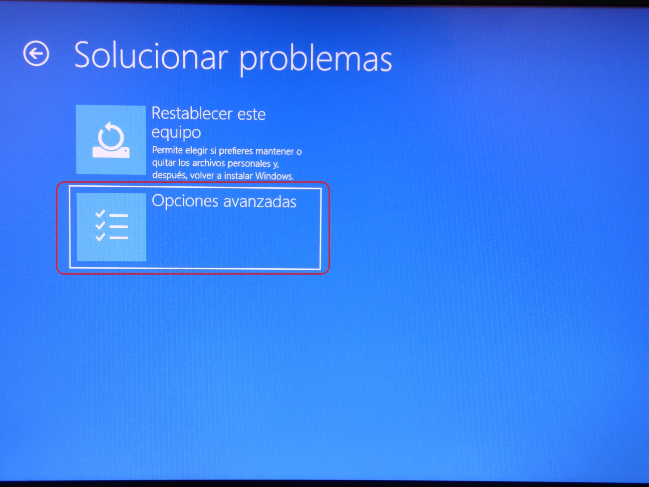 Como iniciar Windows 10 en modo seguro y para que sirve 2